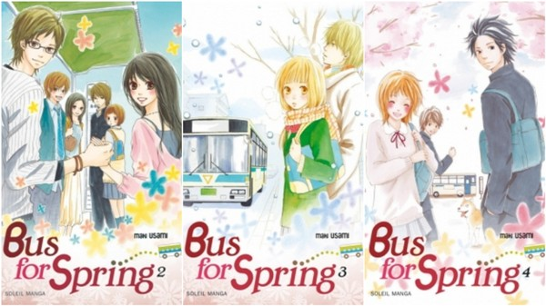 Bus for Spring