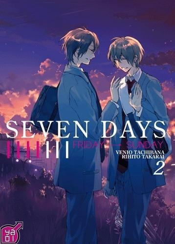 Seven Days tome 2