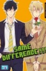 Nozomu Hiiragi - Same difference!!!, tomes 5 et 6