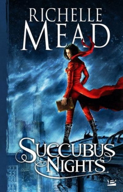 Richelle Mead - Georgina Kincaid, tome 2 : Succubus Nights