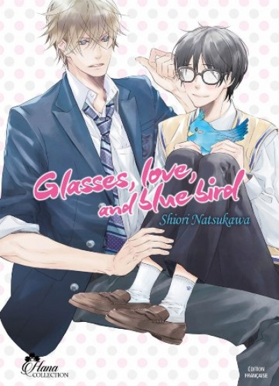 Shiori Natsukawa - Glasses, Love, and Blue Bird