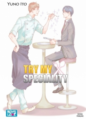Yuno Ito - Try my speciality
