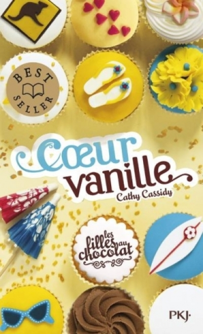 Cathy Cassidy - Les filles au chocolat, tome 5 : Coeur Vanille