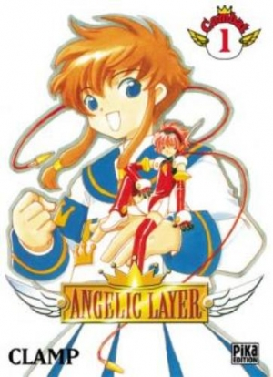 Clamp - Angelic Layer