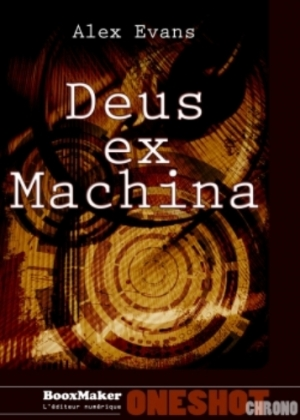 Alex Evans - Deus Ex Machina