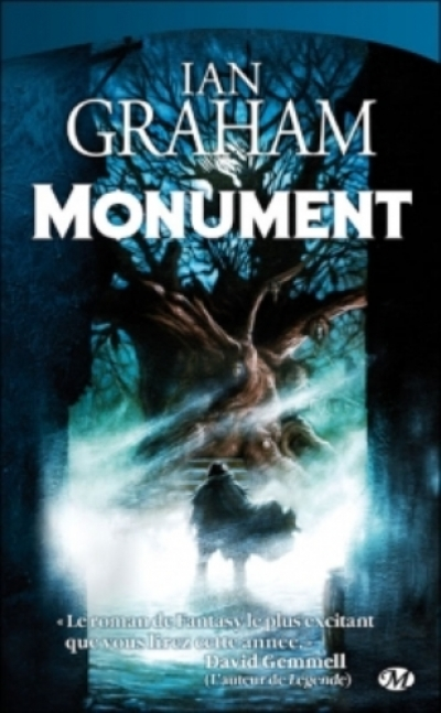 Ian Graham - Monument