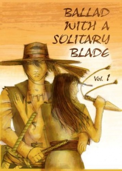 Abacabu Rônin et Linja - Ballad with a solitary blade