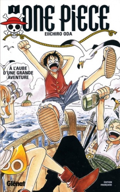 Eiichiro Oda - One Piece