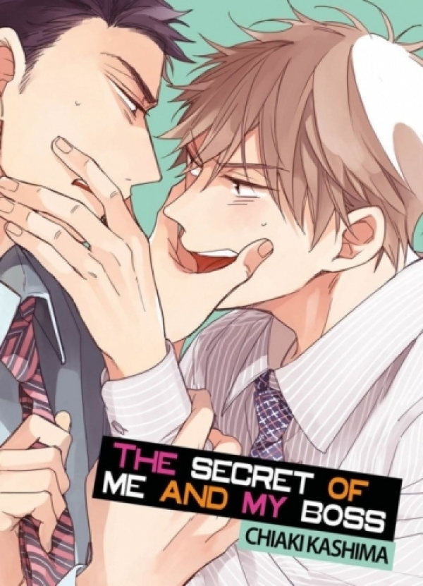 Chiaki Kashima - The secret of me and my boss